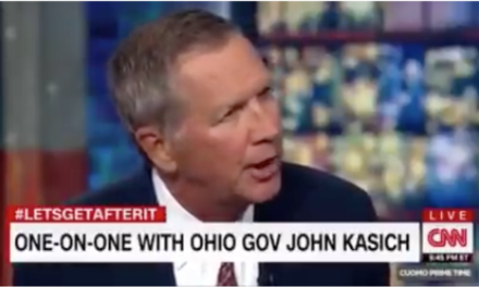 "Ohio Governor Admits John McCain Was ""Put To Death"" On Live TV [VIDEO]"
