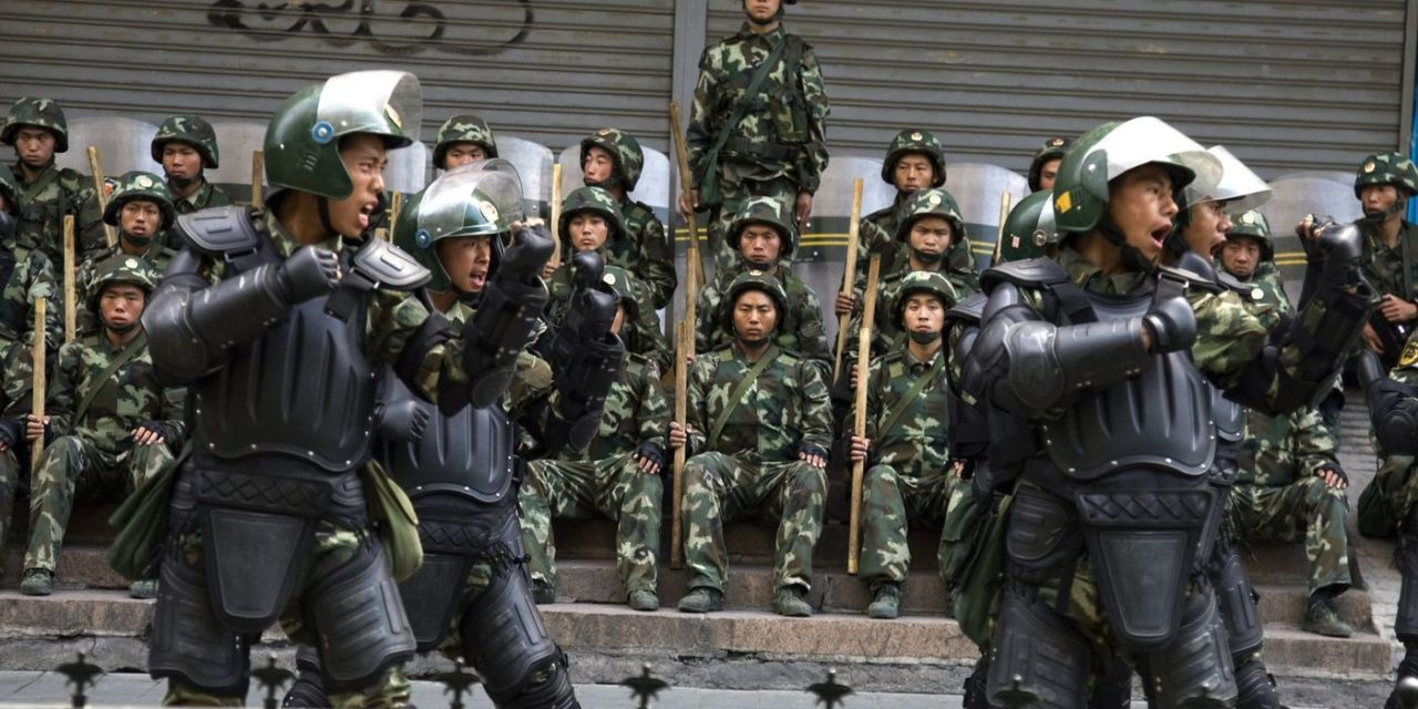 U.N. accuses China of holding more than a million Muslims in a secret web of detention centers