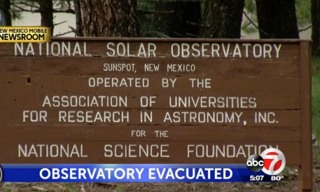 Secure Team and Jordan Sather Weigh in on NM Solar Observatory Shutdown [2VIDEOs]