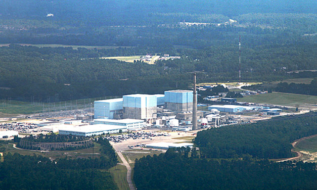 "North Carolina nuclear power plant declares ""unusual event"" following storm, ""hot shutdown"""