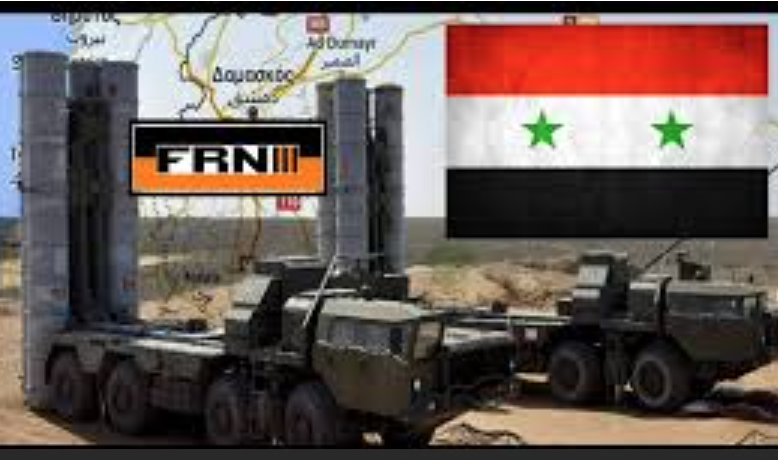 Israeli Media In Total PANIC Over Russian Transfer Of S-300 To Syria