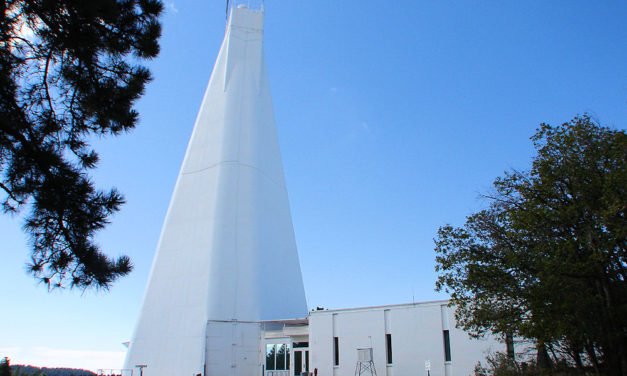 The National Solar Observatory, USPS office in Sunspot, NM evacuated for 'safety reasons'