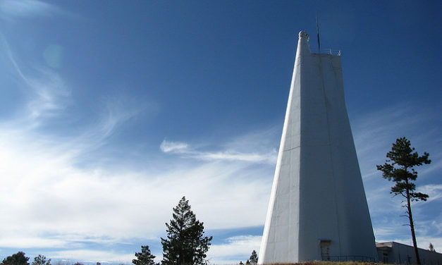 Breaking News on the National Solar Observatory in Sunspot, New Mexico