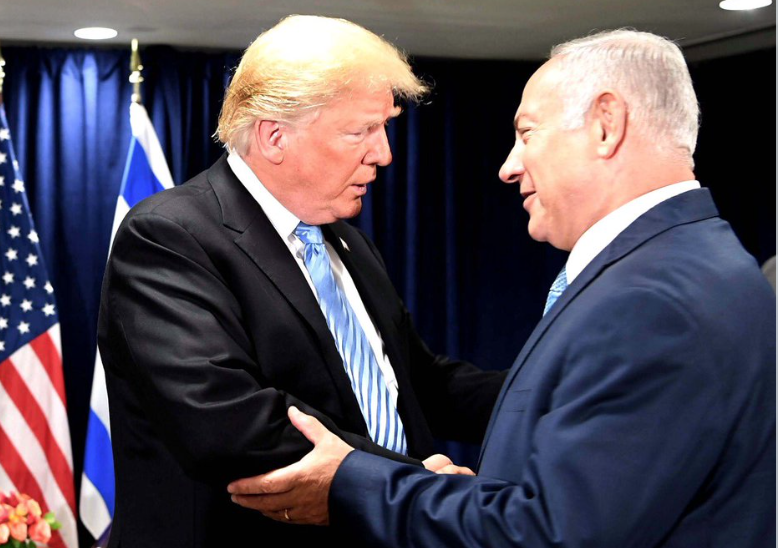 First Tiny Cracks of Daylight Between Trump Administration and Israel