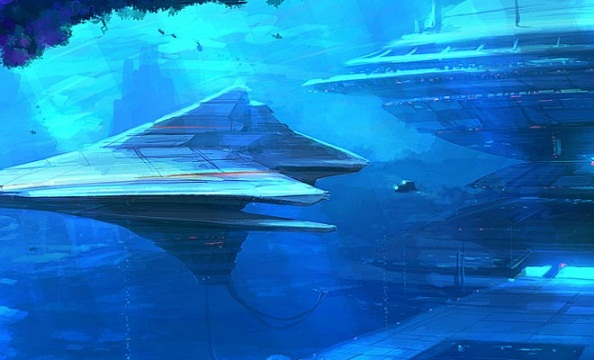 Is There an Underwater UFO Base Off the Southern California Coast?
