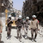 Netherlands Cuts Funding to White Helmets Over Likely Links to Terrorism