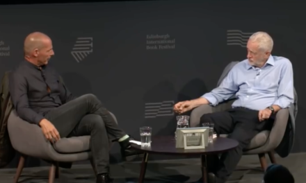 Yanis Varoufakis and Jeremy Corbyn on Brexit [VIDEO]