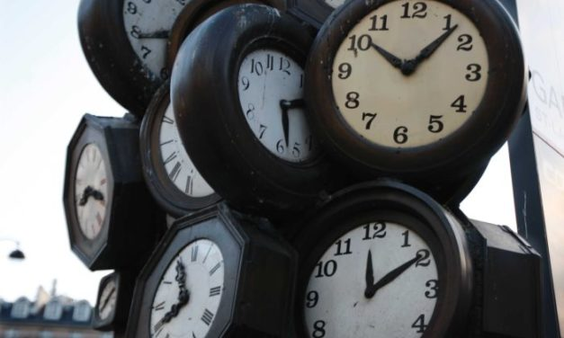 Daylight saving ends in Europe, in what could be the last time the continent turns back the clocks