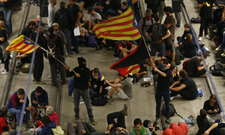 LIVE UPDATES: Situation in Catalonia on Independence Referendum Anniversary