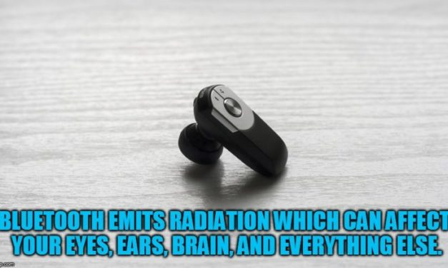 Stick It In Your Ear? How Bluetooth Can Affect Your Eyes, Ears, Brain, and Everything Else