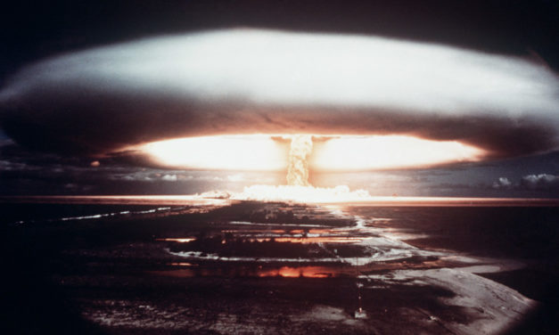 'Crimes against humanity:' France to face lawsuit in ICC over nuclear tests in French Polynesia