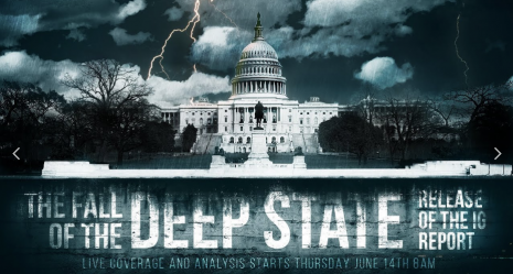 The Deep State's Control is Coming to an End