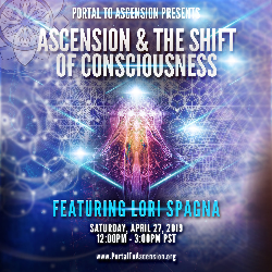 ONLINE WEBINAR – ASCENSION & THE SHIFT OF CONSCIOUSNESS
