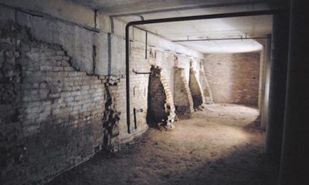The Haunted Old Tunnels of Sacramento