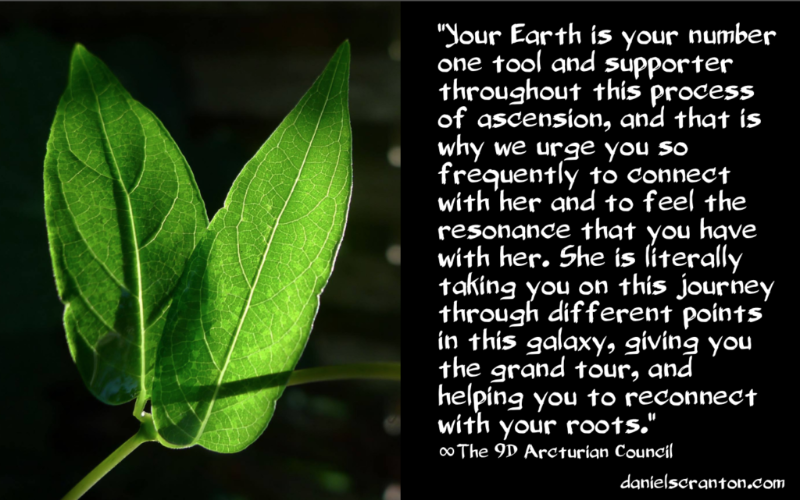 Earth Is a Starseed ∞The 9th Dimensional Arcturian Council