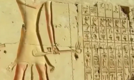 Dynastic Egypt Was A Cover Story Episode 2 [VIDEO]