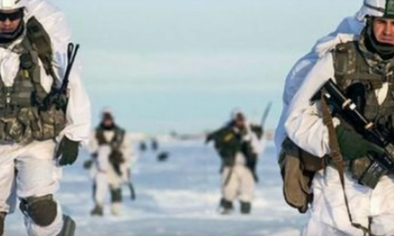 UK Sending 800 Troops To The Arctic To Target Russia