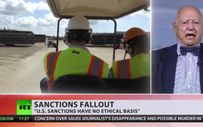 Aluminium price spikes as US sanctions on Rusal disrupt supplies [VIDEO]