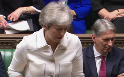 Theresa May addresses House of Commons on state of Brexit negotiations [VIDEO]