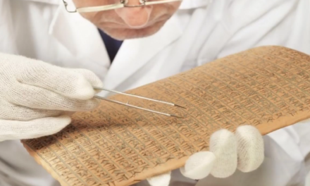Sumerian Cuneiform Tablet Has Been Decoded and it Tells the Story of the Ark [VIDEO]