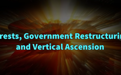 Magenta Pixie – Arrests, Government Restructuring and Vertical Ascension [VIDEO]