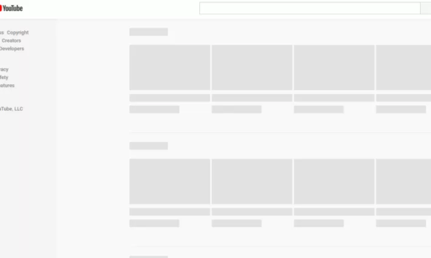 Youtube Was Down for Over an Hour Last Night with Strange Error Messages