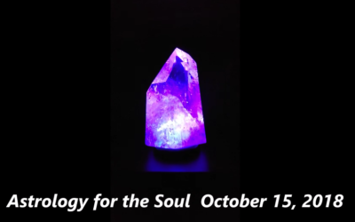 Astrology for the Soul October 17, 2018 [VIDEO]