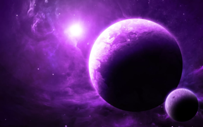 Extraterrestrial Life Could Be Purple
