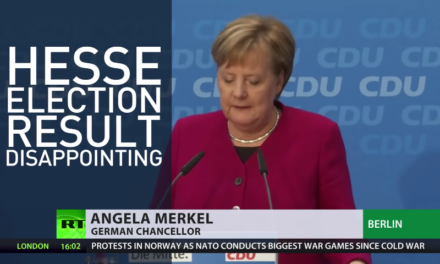 2000-2018: Merkel to step down as party leader, won't seek new term as chancellor [VIDEO]