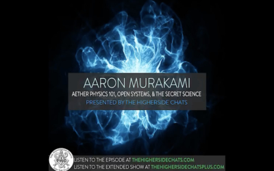 Aaron Murakami on The Higherside Chats | Aether Physics 101, Open Systems, & Free Energy Devices [VIDEO]