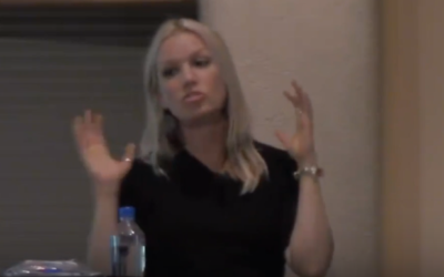 """Allison Coe in Sedona: """"Evolution of the Human"""" Hypnosis Trends [VIDEO]"""