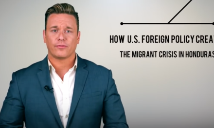 Ben Swann: Has U.S. Foreign Policy Created The Migrant Crisis in Honduras? [VIDEO]