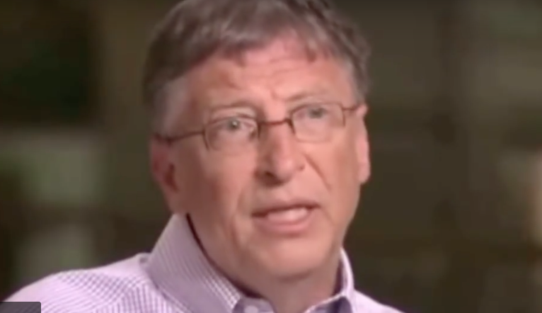 Bill Gates Thinks There are Too Many Africans, Calls for Population Control