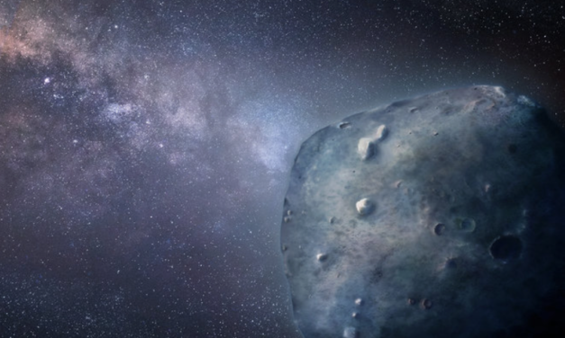 Asteroid or Comet? Weird Blue Space Rock 'Phaethon' Gets a Close-Up