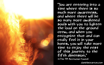Your Situation is Improving ∞The 9th Dimensional Arcturian Council