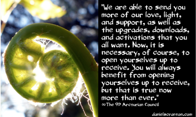 We've Opened More Portals ∞The 9th Dimensional Arcturian Council