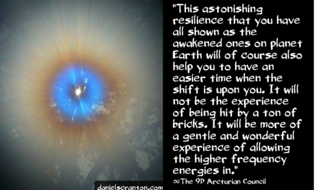 At the Time of The Shift ∞The 9th Dimensional Arcturian Council