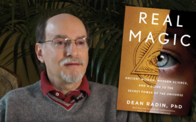 Notable Scientist Publishes A Book About 'Real Magic' That Nobel Laureates Are Endorsing