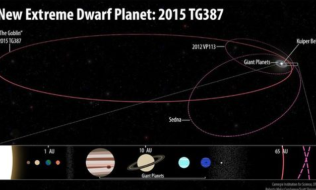 """The Goblin"": New, distant dwarf planet bolsters evidence for ""Planet X"""