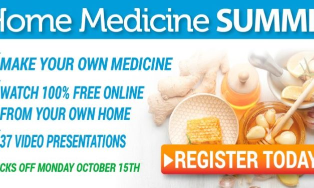 The Home Medicine Summit: FREE Online Event!
