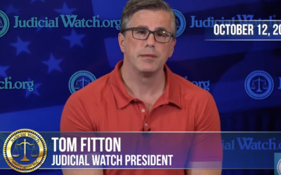 Judicial Watch: Federal Judge 'Shocked' Clinton Aide Granted Immunity by Justice Department