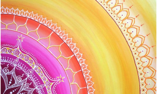 Mandalas: How the Sacred Circle Helps Us Reconnect With Ourselves