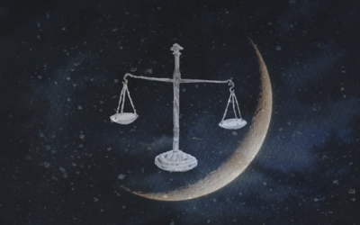 Intuitive Astrology: October 8 New Moon in Libra