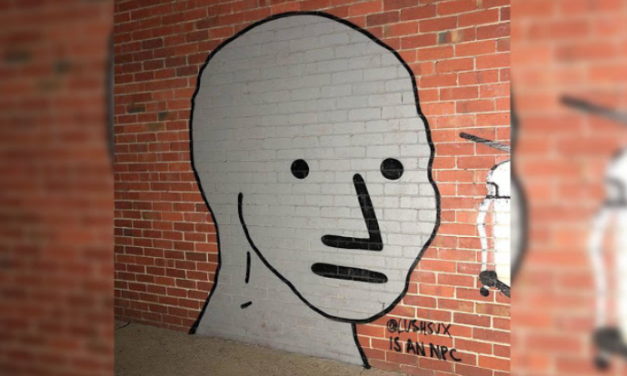 THE NPC MEME – How One Digital Image Ruffled So Many Feathers both On and Offline