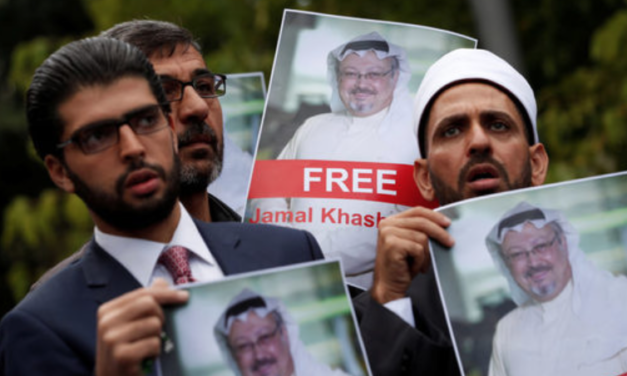 """Does Possible Murder of Saudi Journalist in Turkey Indicate Looming US-Saudi Split? // """"Potentially Terrible Situation"""" – President Trump To Speak To Saudi King About 'Missing' Journalist"""