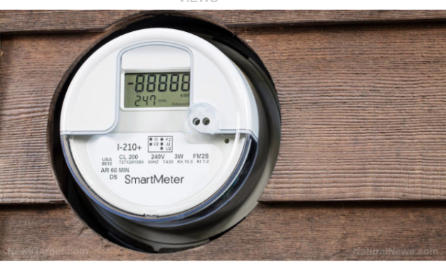 """""""Smart"""" meters are wildly inaccurate: Study finds that readings can be 581% higher than actual use"""