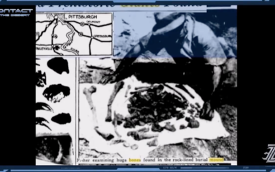 Are the Smithsonian Covering Up the Greatest Mysteries of Humanities Past [VIDEO]