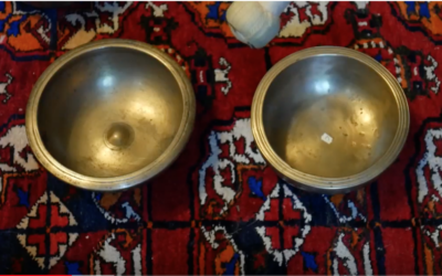 Bowl Talk #29 Pythagorean 432hz vs Western 440hz Tibetan Bowls [VIDEO]