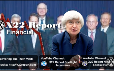 X22 Report: Warning To Trump, Unwise To Mess With The Central Bank [VIDEO]