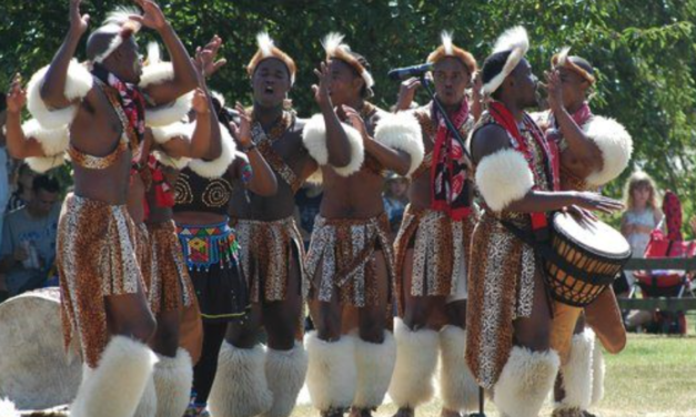 South Africa's Zulu Nation Joins White Farmers To Protest Government Land Seizures